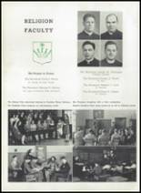 1944 Ursuline High School Yearbook Page 14 & 15