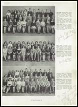 1944 Ursuline High School Yearbook Page 20 & 21