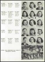 1944 Ursuline High School Yearbook Page 24 & 25
