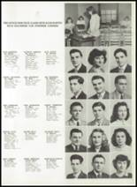 1944 Ursuline High School Yearbook Page 26 & 27