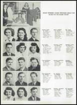 1944 Ursuline High School Yearbook Page 28 & 29
