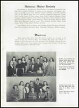 1944 Ursuline High School Yearbook Page 40 & 41