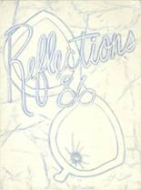 1986 Yearbook Clements High School
