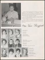 1976 Leftwich High School Yearbook Page 10 & 11