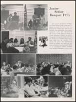 1976 Leftwich High School Yearbook Page 20 & 21