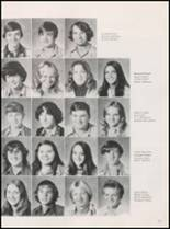 1976 Leftwich High School Yearbook Page 28 & 29