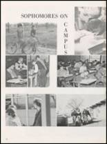 1976 Leftwich High School Yearbook Page 30 & 31