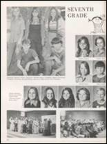 1976 Leftwich High School Yearbook Page 40 & 41