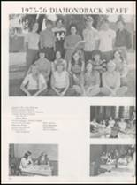 1976 Leftwich High School Yearbook Page 58 & 59