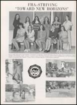 1976 Leftwich High School Yearbook Page 60 & 61
