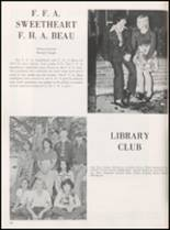 1976 Leftwich High School Yearbook Page 68 & 69