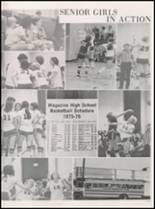 1976 Leftwich High School Yearbook Page 80 & 81