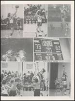1976 Leftwich High School Yearbook Page 82 & 83