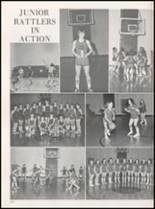 1976 Leftwich High School Yearbook Page 86 & 87