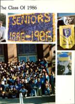 1986 North High School Yearbook Page 10 & 11
