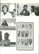 1986 North High School Yearbook Page 16 & 17