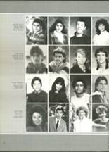 1986 North High School Yearbook Page 24 & 25
