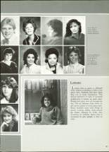 1986 North High School Yearbook Page 32 & 33