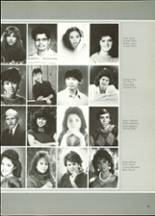 1986 North High School Yearbook Page 34 & 35