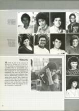 1986 North High School Yearbook Page 36 & 37