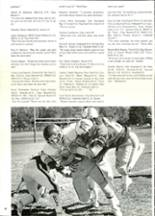 1986 North High School Yearbook Page 42 & 43
