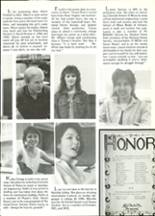 1986 North High School Yearbook Page 44 & 45
