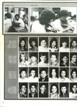 1986 North High School Yearbook Page 54 & 55
