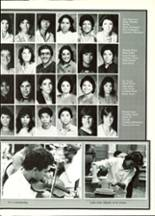 1986 North High School Yearbook Page 56 & 57