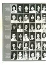 1986 North High School Yearbook Page 58 & 59