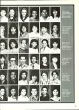 1986 North High School Yearbook Page 62 & 63