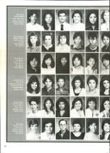 1986 North High School Yearbook Page 72 & 73
