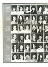 1986 North High School Yearbook Page 80 & 81