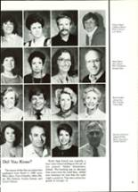 1986 North High School Yearbook Page 98 & 99