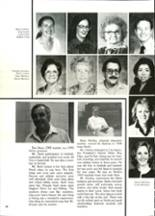 1986 North High School Yearbook Page 102 & 103