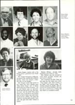 1986 North High School Yearbook Page 104 & 105