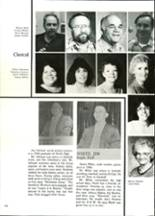 1986 North High School Yearbook Page 106 & 107