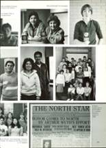 1986 North High School Yearbook Page 116 & 117