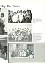 1986 North High School Yearbook Page 120 & 121