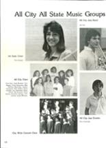 1986 North High School Yearbook Page 124 & 125