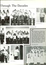 1986 North High School Yearbook Page 126 & 127