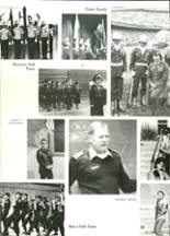 1986 North High School Yearbook Page 128 & 129
