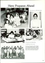 1986 North High School Yearbook Page 132 & 133