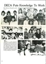 1986 North High School Yearbook Page 134 & 135
