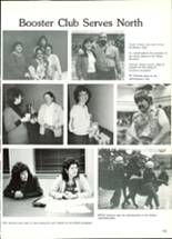 1986 North High School Yearbook Page 138 & 139