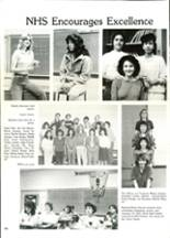 1986 North High School Yearbook Page 140 & 141