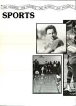 1986 North High School Yearbook Page 152 & 153