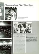 1986 North High School Yearbook Page 154 & 155