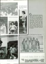 1986 North High School Yearbook Page 156 & 157