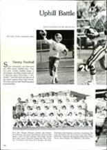 1986 North High School Yearbook Page 160 & 161