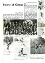 1986 North High School Yearbook Page 164 & 165